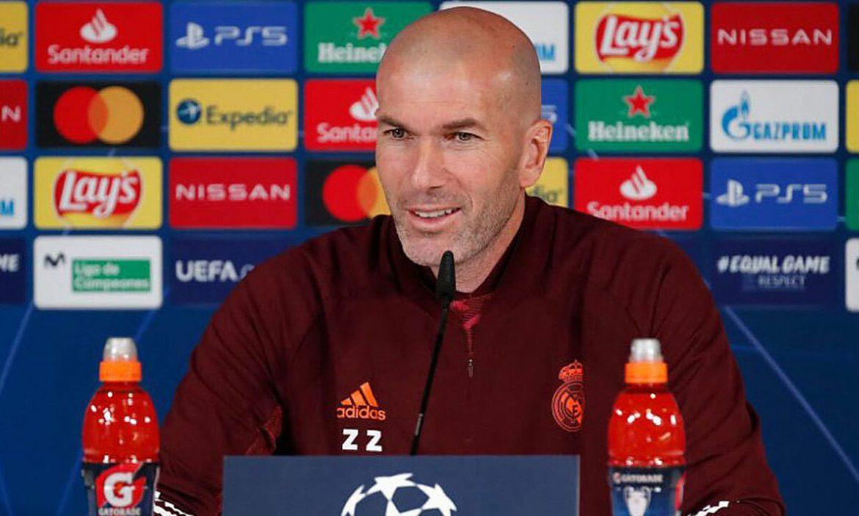 Zidane: 'Real diremehkan'