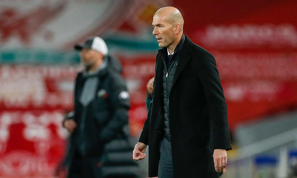 Zidane: 'Real harus menderita Liverpool'