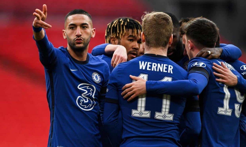Chelsea menyingkirkan Man City dari Piala FA