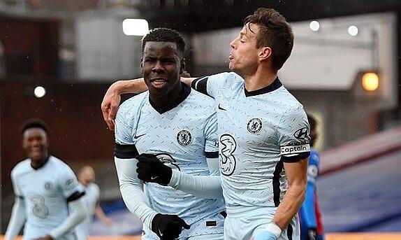 Chelsea menang besar di Liga Inggris
