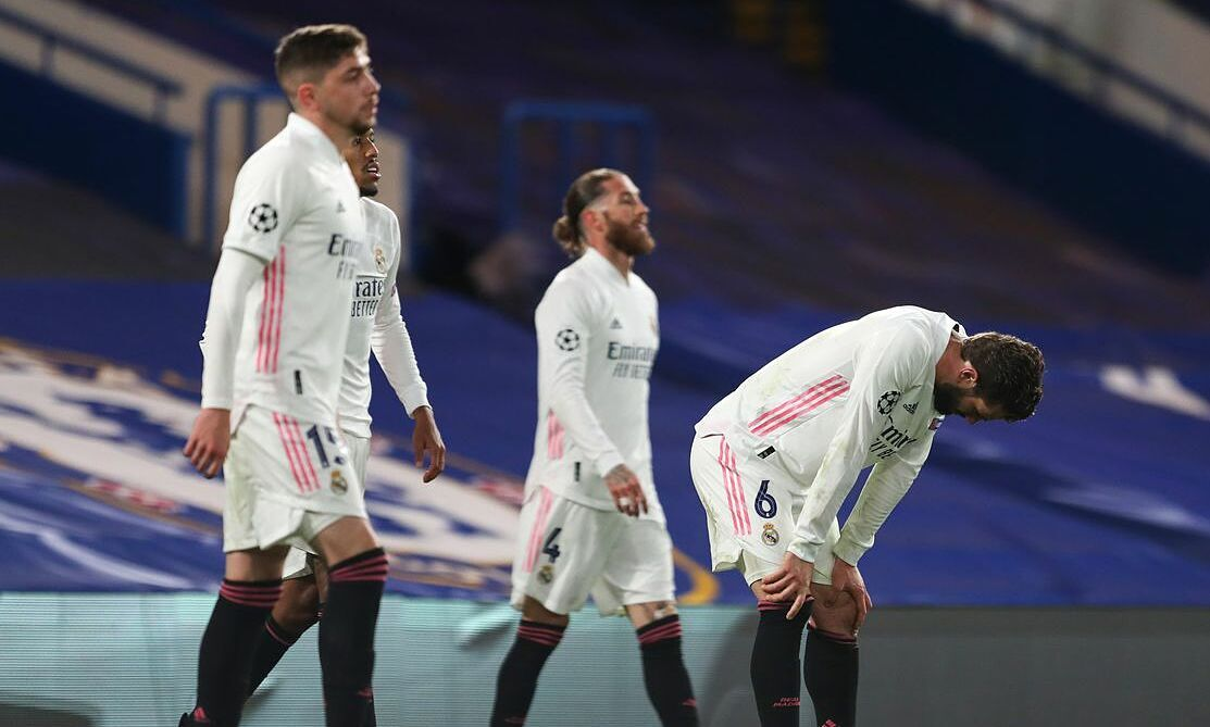 Ferdinand: 'Real menendang seperti tim yang lebih tua'