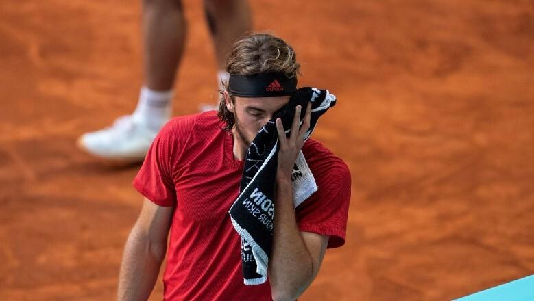 Seri unggulan teratas kalah dari Madrid Masters