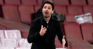 Arteta: 'Betapa kejamnya Arsenal'