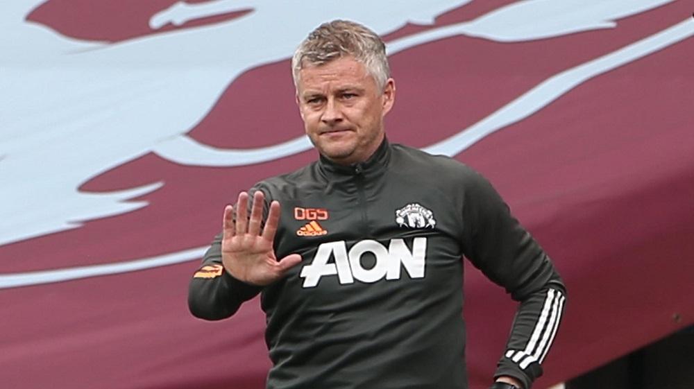 Solskjaer: 'Sangat suka mencegah Man City menang lebih awal'