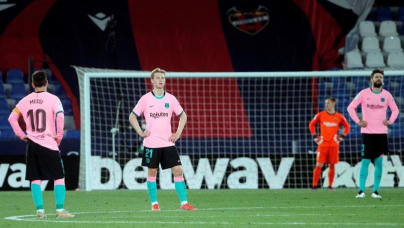 Busquets: 'Pintu juara Barca terlalu sempit'