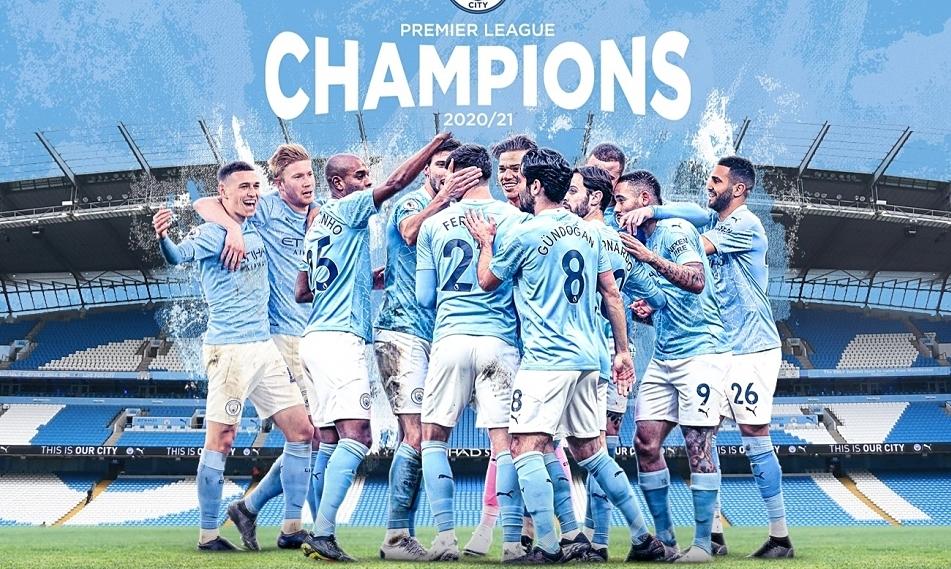 Faktor apa yang membantu Man City menang musim ini?