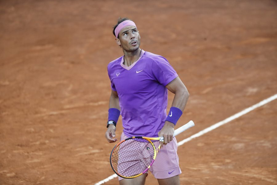 Nadal memasuki babak ketiga Rome Masters