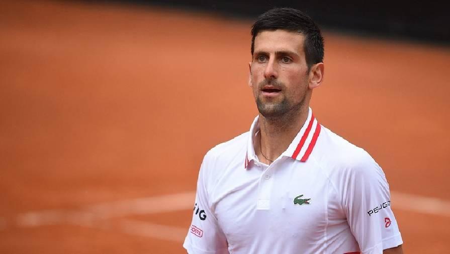 Djokovic untuk ke-15 kalinya di perempat final Rome Masters