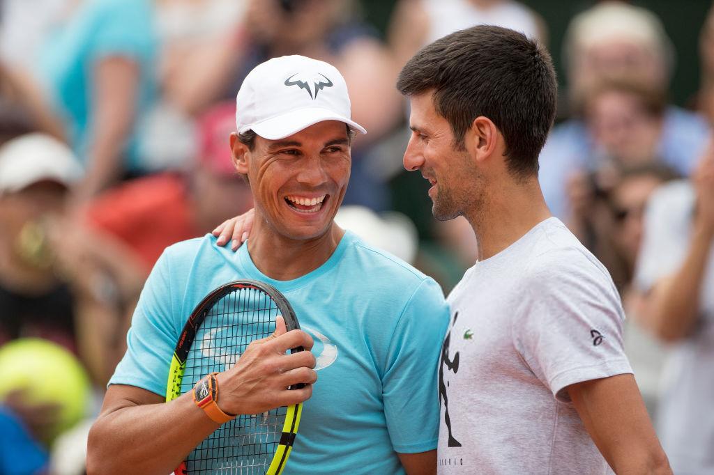 Djokovic: 'Orang tua seperti saya dan Nadal tidak kehabisan waktu'