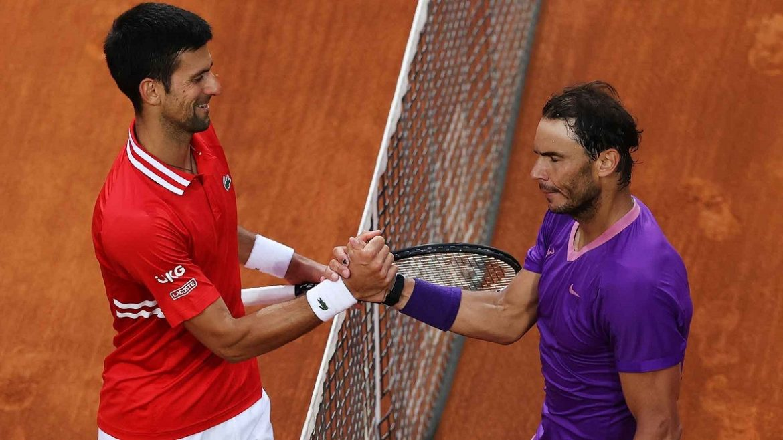 Djokovic: 'Saya kurang beruntung dari Nadal'