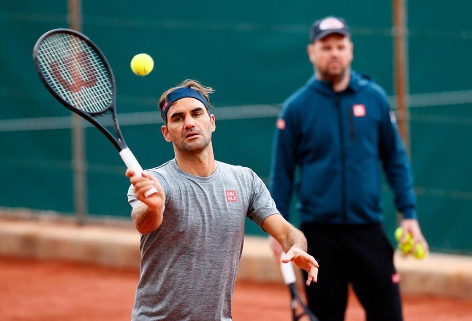 Federer: 'Saya tidak setingkat Djokovic, Nadal sekarang'
