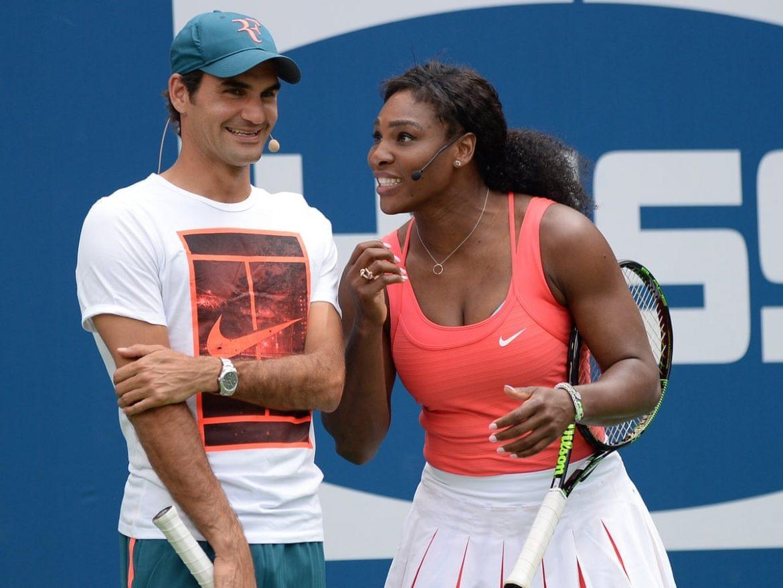 Serena: 'Federer adalah pemain tenis terhebat'