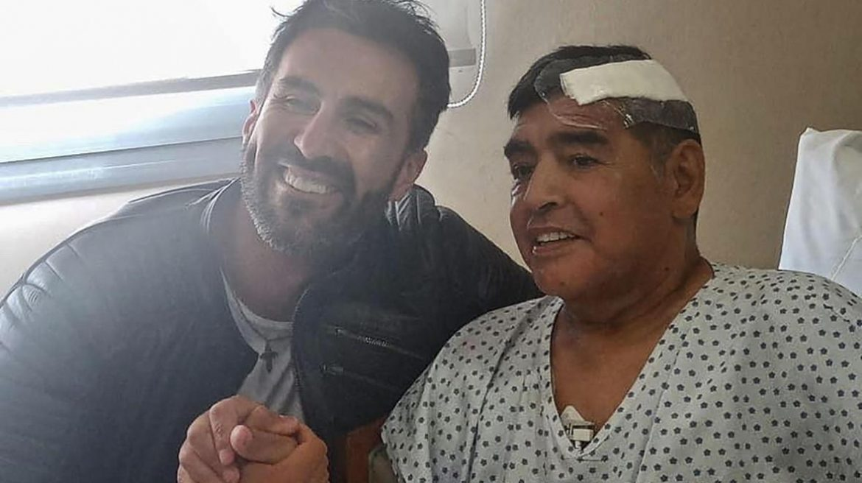 Tujuh orang dituduh membunuh Maradona