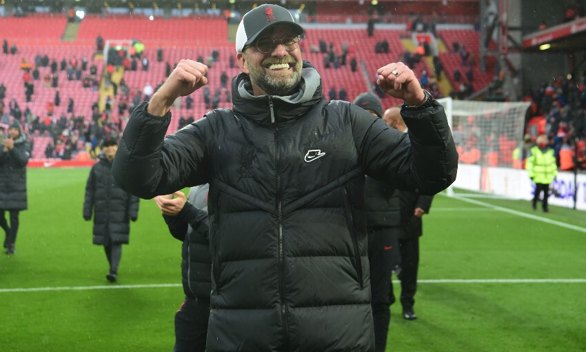 Klopp tidak yakin Liverpool berada di urutan ketiga di Liga Inggris