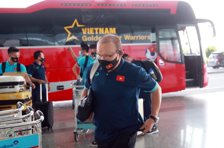 Tim Vietnam pergi ke kualifikasi Piala Dunia