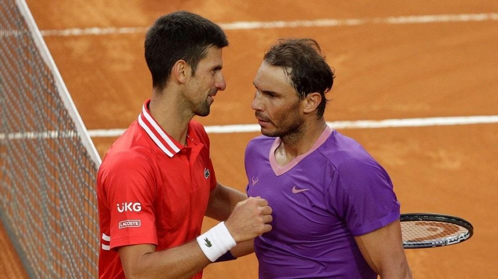 Djokovic, Nadal, Federer berbagi Roland Garros
