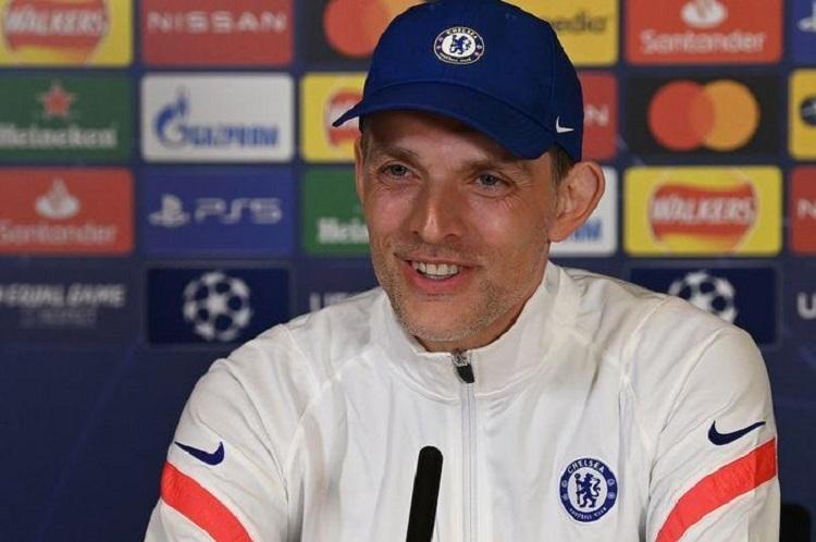 Chelsea berlatih menembak 11m sebelum final Liga Champions