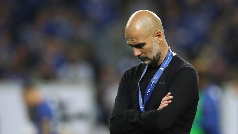 Guardiola: 'Saya berencana membiarkan Man City mencetak gol lebih dulu'