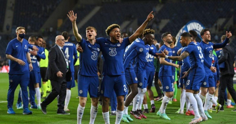 Pemain Chelsea menghasilkan banyak uang dengan memenangkan Liga Champions