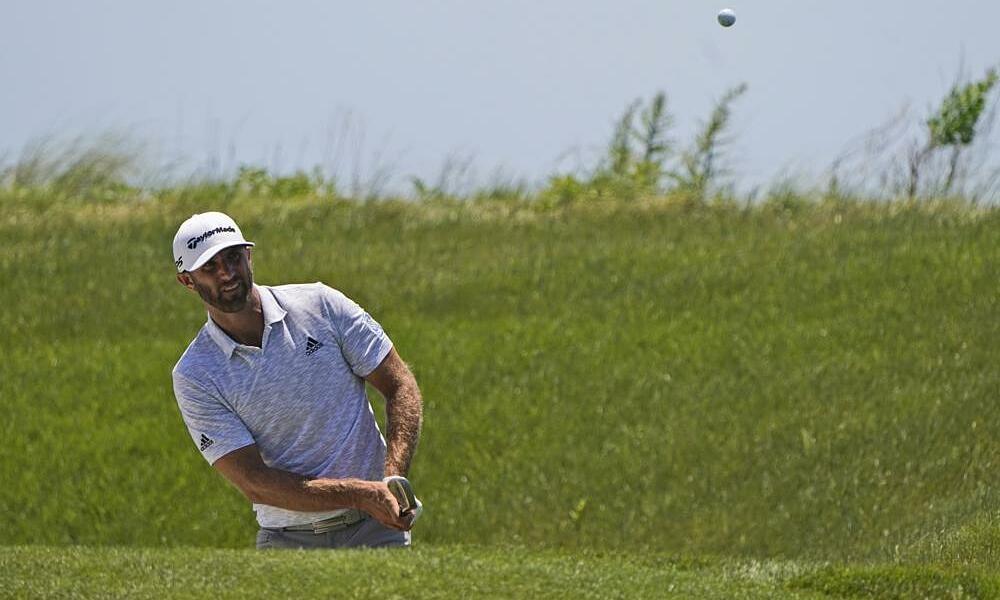 Pegolf nomor satu dunia itu tersingkir di Kejuaraan PGA