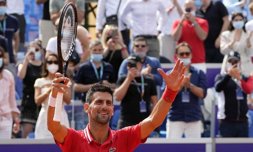 Djokovic memenangkan Beograd Terbuka
