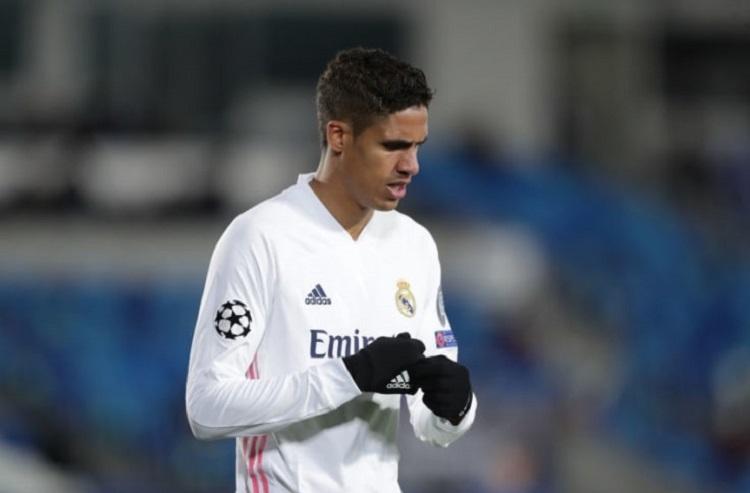 Real kehilangan Varane di leg kedua semifinal Liga Champions