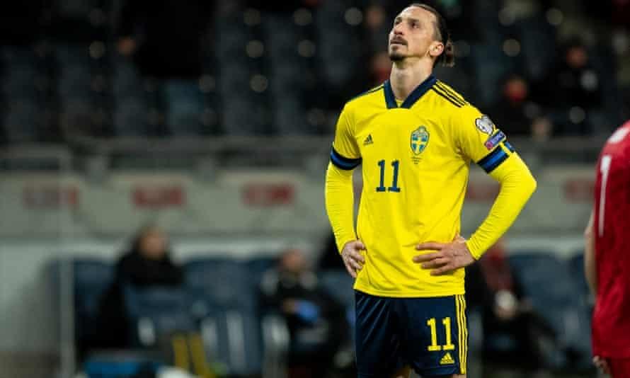 Ibrahimovic tidak akan menghadiri Euro 2021