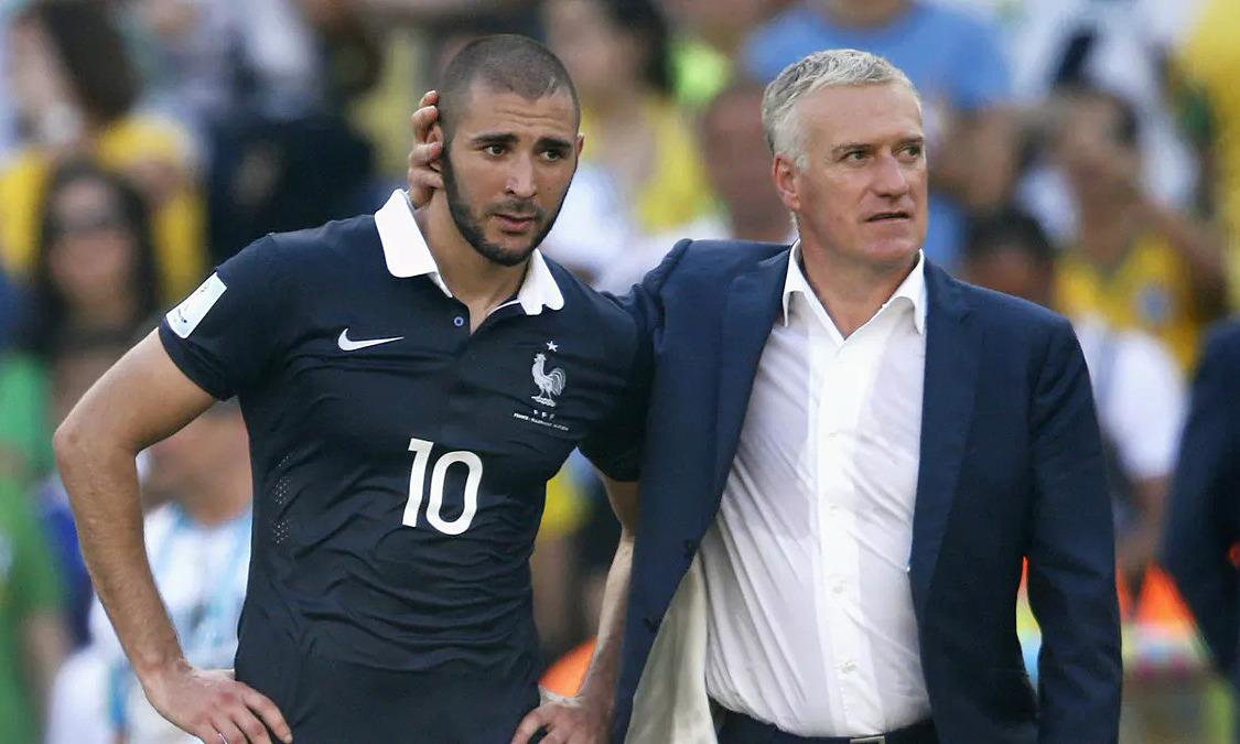 Benzema kembali ke Prancis setelah enam tahun