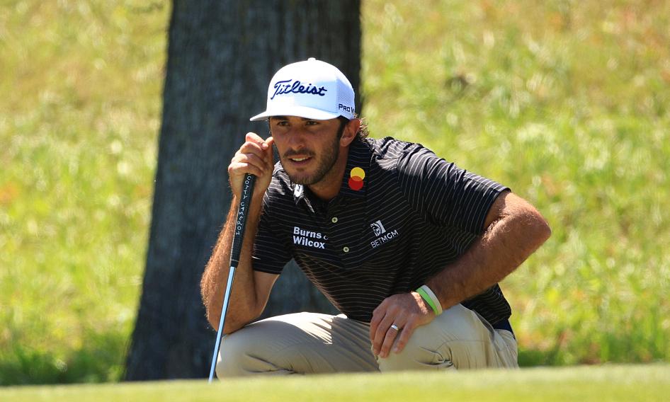 Max Homa memiliki rekor penutupan PGA Tour