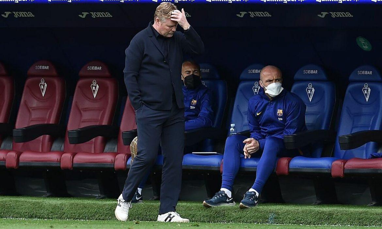 Koeman: 'Skuat ini tidak cukup untuk nama Barca'