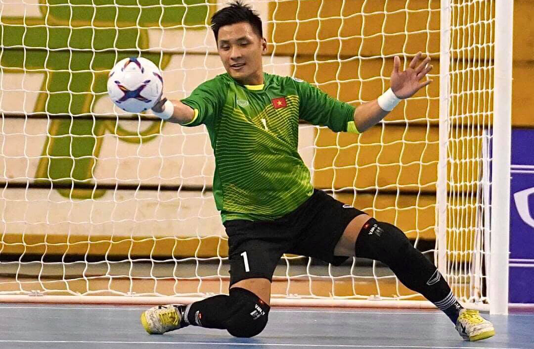 Kiper Ho Van Y: 'Saya bukan pahlawan'