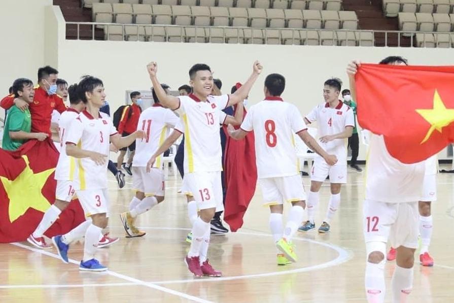 Mantan pemain Nguyen Bao Quan: 'Beruntung bisa mendukung futsal Vietnam'