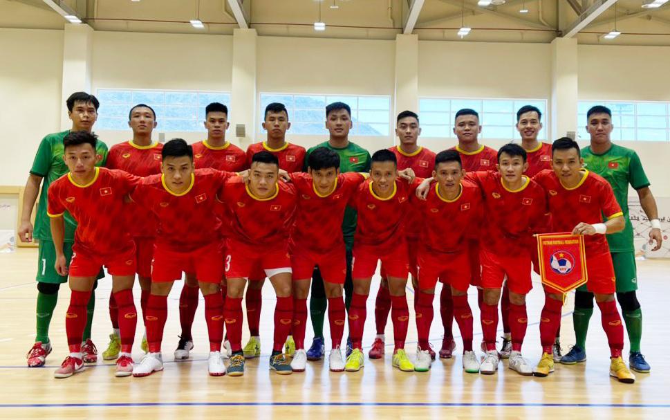 Vietnam memburu tiket ke Piala Dunia Futsal