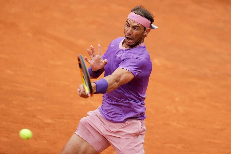 Strategi baru Nadal di usia 35 tahun