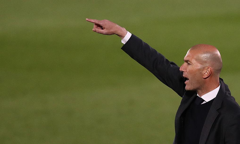 Zidane: 'Inilah kesempatan bagi Hazard untuk bersinar'