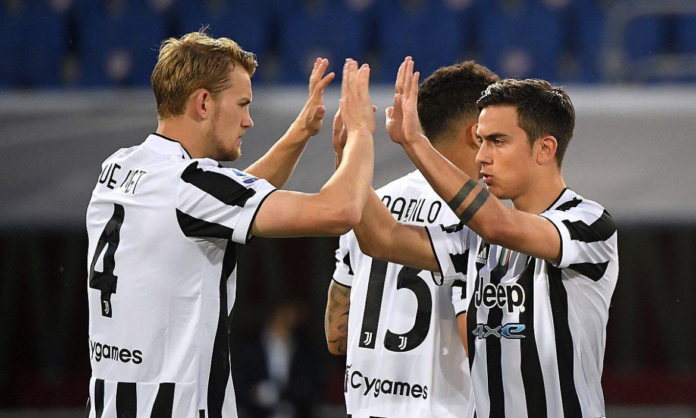 Juventus memenangkan hak untuk berpartisipasi di Liga Champions