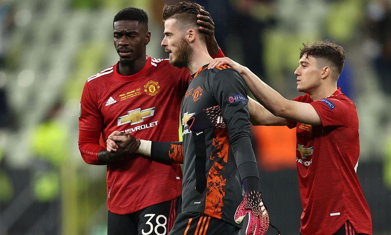 Man Utd kalah 10-11 di final Liga Europa