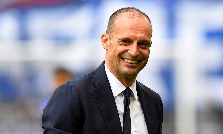 Max Allegri kembali ke Juventus