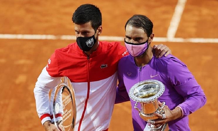 Nadal memuji prestasi Djokovic