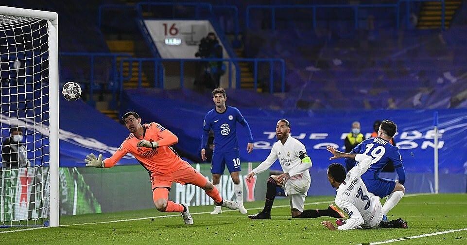 Chelsea ke final Liga Champions