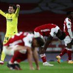 Arsenal terhenti di semifinal Liga Europa