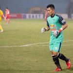 Penjaga gawang HAGL menolak menyebutkan gelar juara V-League