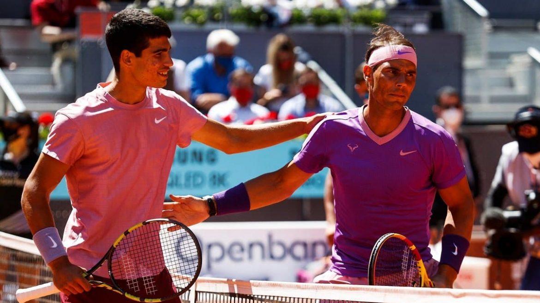 Nadal dengan mudah memenangkan juniornya di Madrid Masters