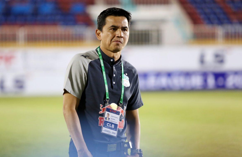 Kiatisak: 'Lucky HAGL tidak akan kalah dari Binh Duong'