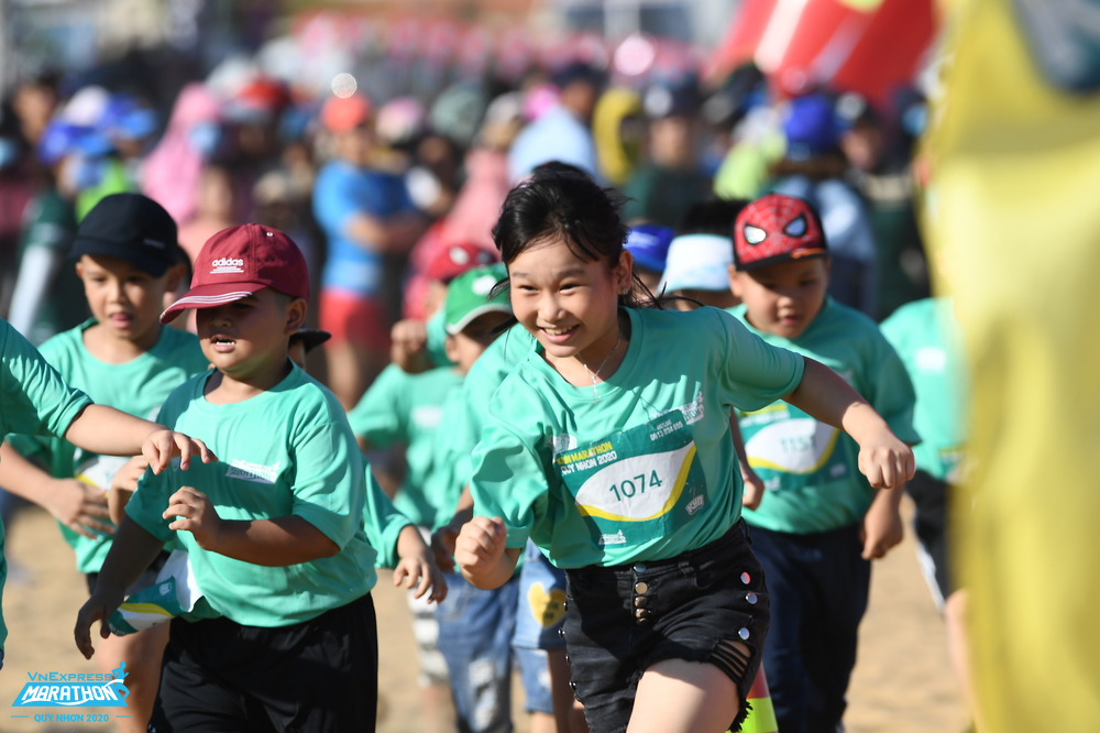 Buka pendaftaran 2.000 tiket gratis untuk anak-anak di Quy Nhon