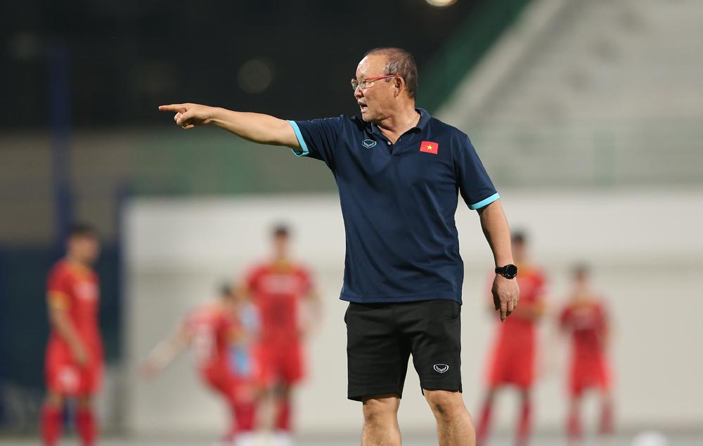 Pelatih Park Hang-seo: 'Jangan takut'