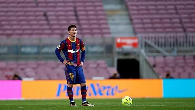 Kempes: 'Messi harus pergi ke Man City, PSG atau Bayern'