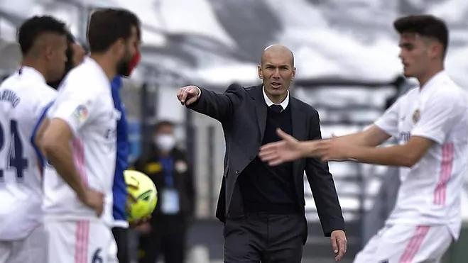 Zidane: 'Kami harus memberi selamat kepada Atletico'