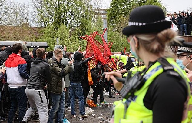 Poin Man Utd kemungkinan akan dipotong karena kerusuhan suporter