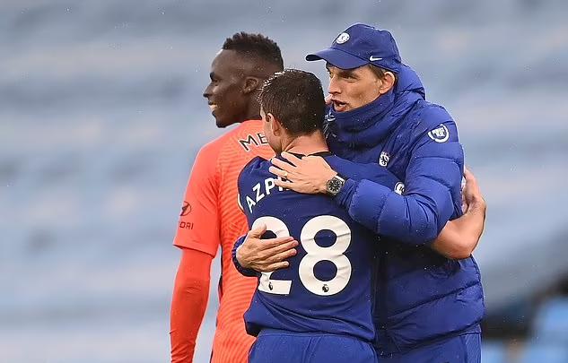 Tuchel: 'Chelsea bisa mengalahkan Man City di Liga Champions'